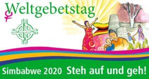 Weltgebetstag Simbabwe 2020: Steh auf und geh! @ Gemeindehaus St. Maria Oppelsbohm